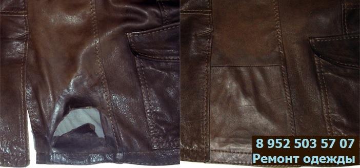 Как ремонтировать кожаную куртку с помощью жидкой кожи - Техно ответ